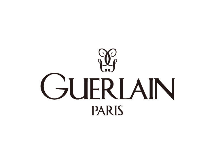 "The Guerlain's makeup logo that consists of two ""G"" and uses a very soft curve to look like a butterfly, that is a symbol of beauty."