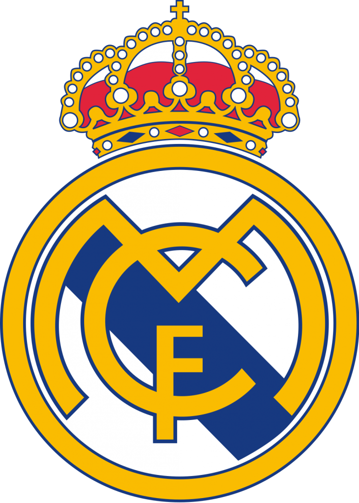 The Real Madrid Club de Fútbol's logo